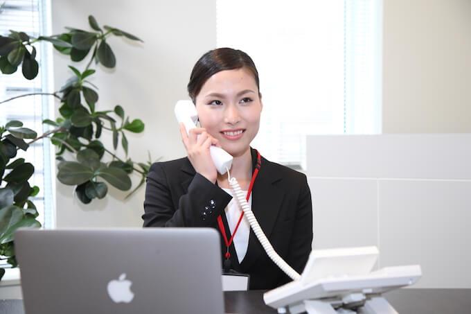 電話での問い合わせ対応も可能